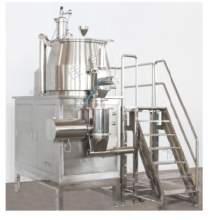 High Quality Industrial Factory for China Manufacturer of High Speed Mixing Granulator, High Speed Mixing Granulating, High Shear Mixer Granulator High Speed Mixer Granulator Machine export to South Korea Suppliers