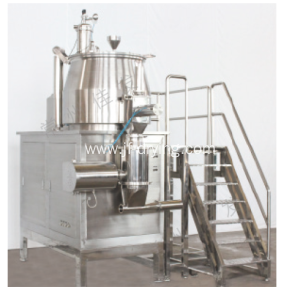 Powder wet mixing High speed mixer granulator