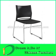 most popular stackable plastic link chair