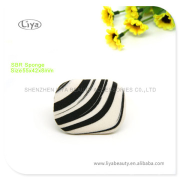SBR látex cosméticos esponja Manufactuer
