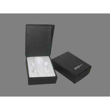 Boîte cadeau en papier imprimé pour bijoux
