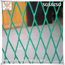 PVC Coated/ Low Carbon/ Steel/ Expanded Metal Mesh