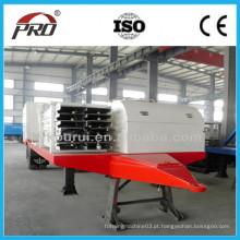 Máquina de formação de rolo de telhado de espessura profissional de curvatura / máquina de cobertura de cobertura