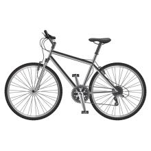 Алюминиевая велосипедная рама с устойчивостью к коррозии