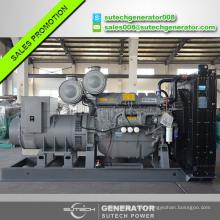 600kw uk diesel generator price powered by engine 4006-23TAG2A
