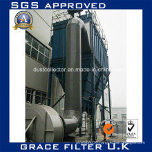 Asphalt Mixing Plant Bag Filter (250 Tons)