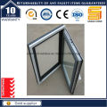 2015 Top Rank Revestimiento en polvo Ventana abatible de aluminio blanco