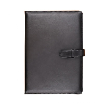 Andstal 25K Business Notepad Leather cover 8pcs/box 100 Sheets Loose-leaf Notepad For Office School Supplies