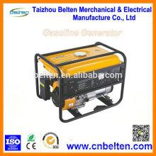 Gerador de gasolina elétrica portátil 2 Kva
