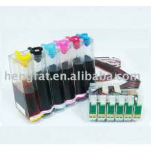 T0991-T0996 ciss with ink with ARC for Epson Artisan 600/700/800/710/810/725/835/837/730