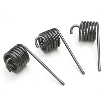 Torsion spring for many fields