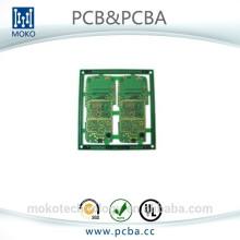 PCB da PWB da calculadora do PWB do dispositivo da temperatura