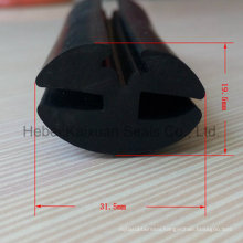 Windscreen Glazing EPDM Rubber Profile