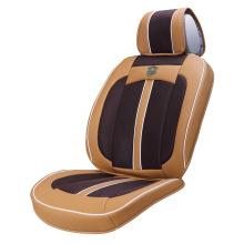 Ice Silk Car Seat Cover 3D Viscose Fabric-Beige