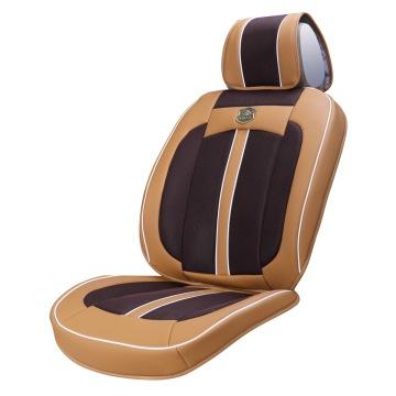 Coussin de siège d'auto avec tissu Viscose 3D glace soie