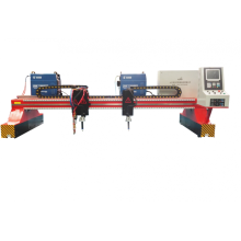 Carbon cnc plasma cutting machine