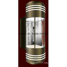 Magnifique et haute qualité panoramique ascenseur