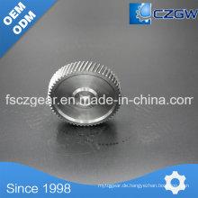 Gute Qualität Kundenspezifische Getriebe Zahnrad-Zahnrad für verschiedene Maschinen