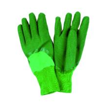 Interlock Liner Latex halbbeschichteter Handschuh