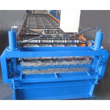 Máquina formadora de rolos de dupla camada de alta qualidade