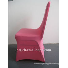 tampa da cadeira de spandex rosa / rosa quente, CTS687, apto para todas as cadeiras