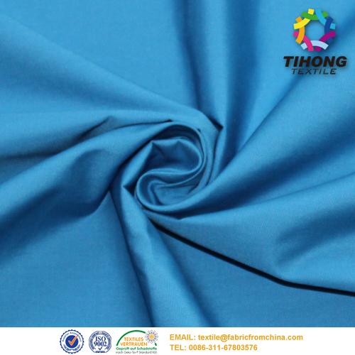 dyed cotton school uniform fabric