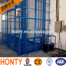 low price roller shutter guide rail/vertical elevator lift