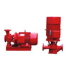 Bomba de incendio tangente de presión constante de flujo variable Xbd-Hy (HL)