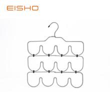 EISHO M Design Dobrável Metal Scarf Hanger