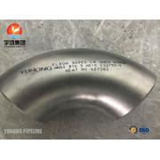 ASTM A815 UNS S32750 Duplex Steel Fitting