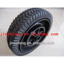 11x2.5 semi solid wheel for tool cart