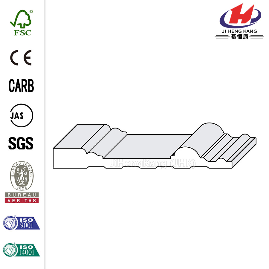 OEM FSC Certificate Lowes Chinese Fir Door Base