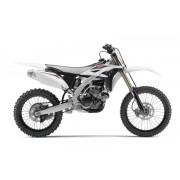 2012 Yamaha YZ250F Dirt Bike