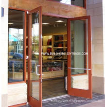 Shop Front High Aluminium Doors