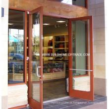 Shop Front High Aluminium Doors