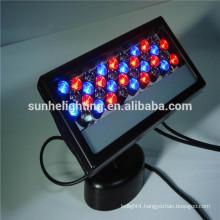Outdoor waterproof RGB wall washer light/ single color led wall wash light/wall washer light led 12W 18W 24W 36W