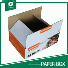 Caja de empaquetado de impresión a color