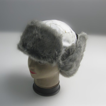 High Quality Adult Fake Fur Trapper Hat