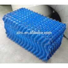 Tipo de película de PVC Relleno de torre de enfriamiento