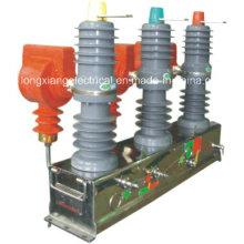 Disjoncteur de circuit imprimé extérieur Zw32 12kv