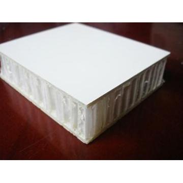 Weiße Farbe Fiberglas Verstärkte PP Wabenplatten