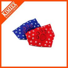 Gros bandana pour animaux de compagnie, bandana à chien avec logo personnalisé