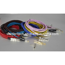 "3meter 1/4"" Mono to 1/4 Mono Guitar Cable"