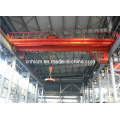 Double Girder Overhead Bridge Crane with Electromagnet