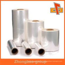 Chine usine OEM matériau plastique de haute qualité hot sale film pvc doux pour l'emballage avec un prix compétitif