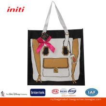 2016 Factory Sale Logo Customized Lamination Nonwoven Bag