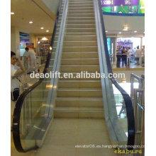 Escalera caliente para el centro comercial