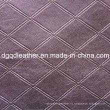 Мода лоскутное украшения мебели кожаный (qdl по-51379)