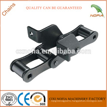 S type steel 45 MN agricultural chain combine harvester chain with top quality