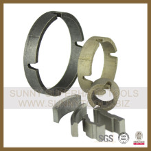 Crown Diamond Core Bit Segment for Drilling Stone Concrete (SY-DCBS-1088)